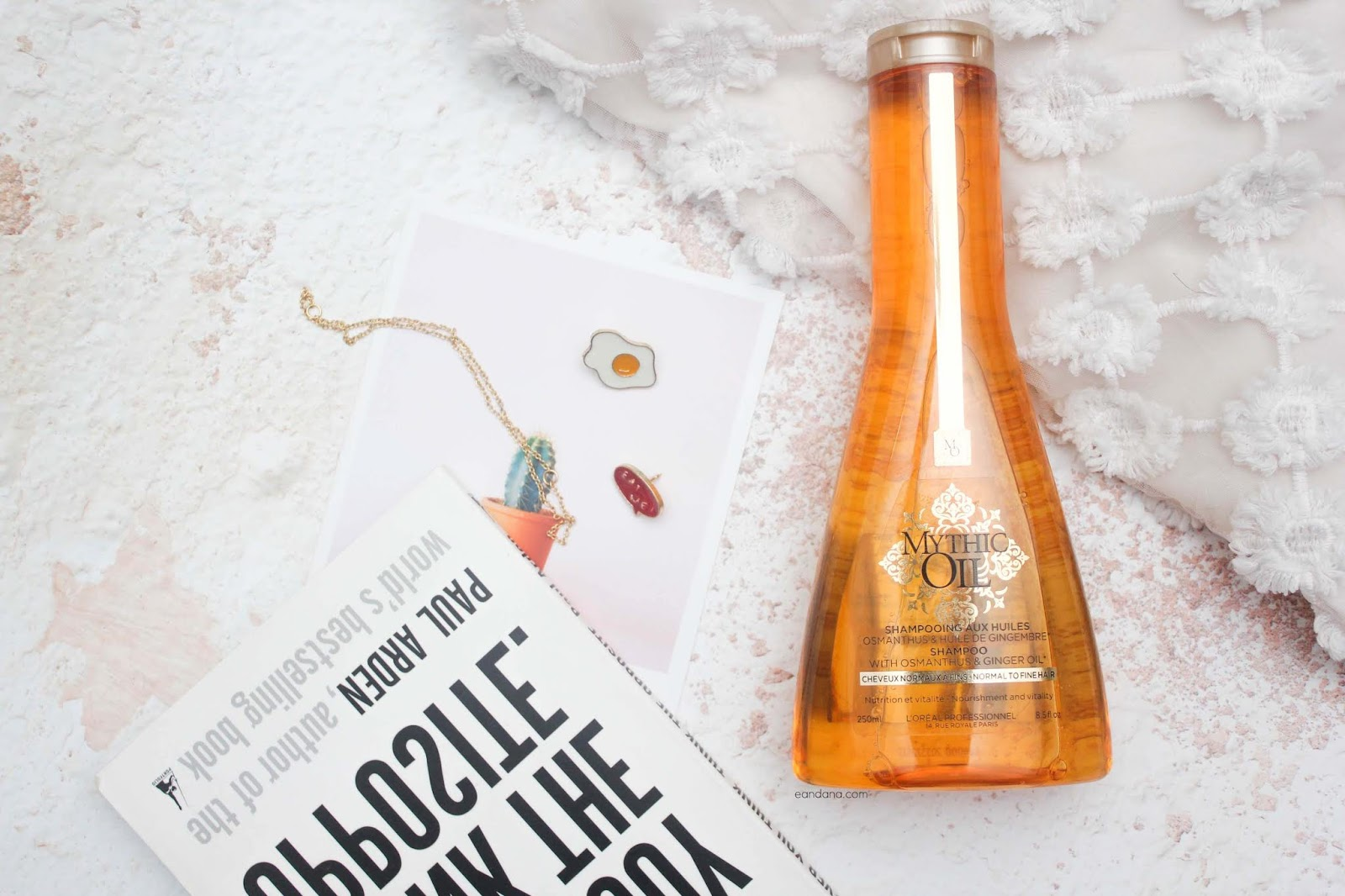 Loreal Mythic Oil Shampoo Review