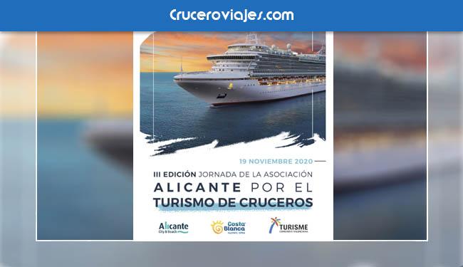 IIIjornadas de cruceros en Alicante