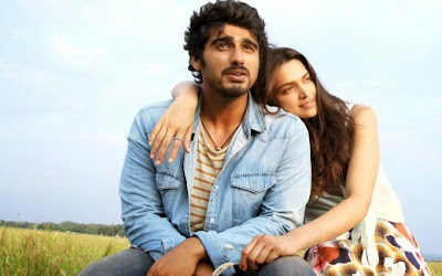 Arjun Kapoor as Savio Da Gama and Deepika Padukone as Angie in Finding Fanny Homi Adajania