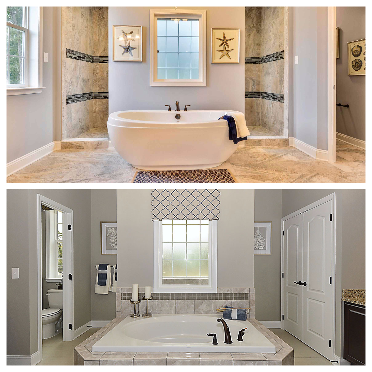Lily Rose Blog: INTERIOR DESIGN | LUXURY BATHS | BY CARUSO HOMES