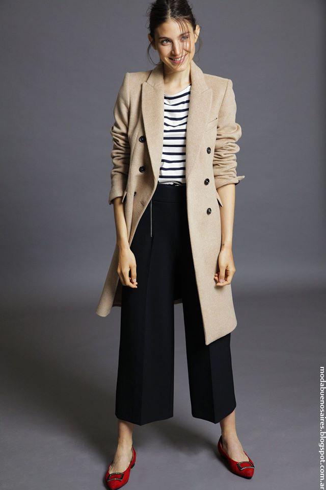 Moda invierno 2016 ropa de moda 2016 Awada.