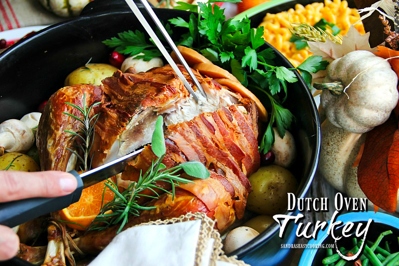 Dutch Oven Turkey Recipe