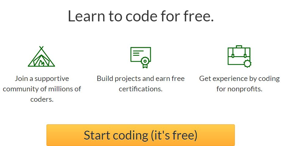 New To Coding? Start Learning With freeCodeCamp and SoloLearn