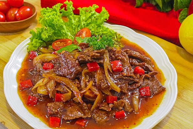 Makanan khas Jogja yang enak dan pedas