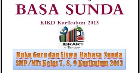 Buku Bahasa Sunda Kelas 9 Kurikulum 2013