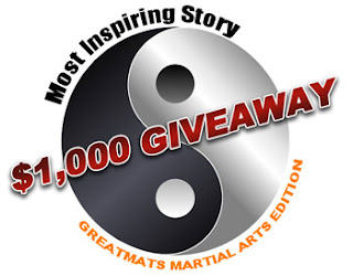 Greatmats Martial Arts Inspiring Story Contest