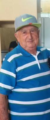 Nota de Pesar pelo falecimento do senhor Paulo Maria Nogueira