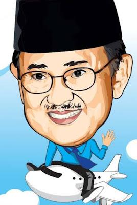 Puisi: Selamat Jalan Bapak Demokrasi (BJ Habibie)