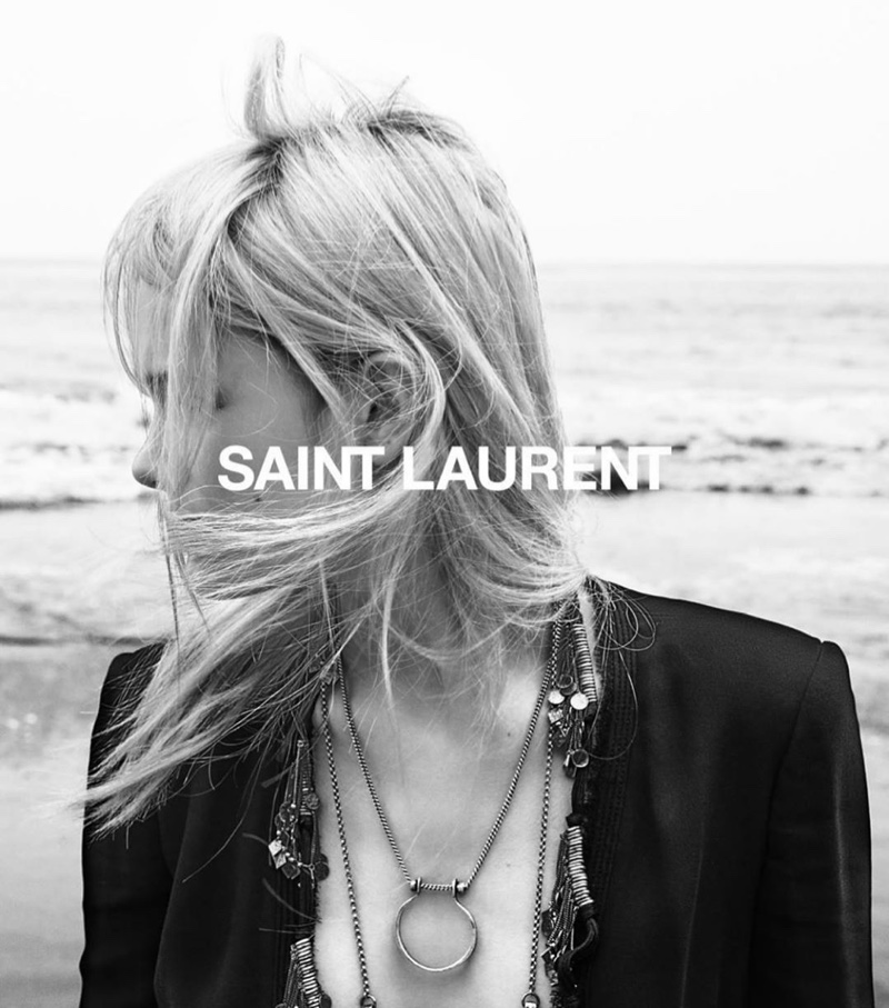 Saint Laurent Spring/Summer 2020 Campaign