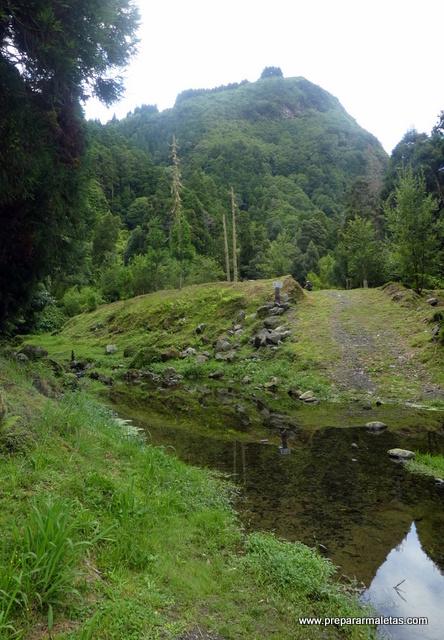 naturaleza en las Azores