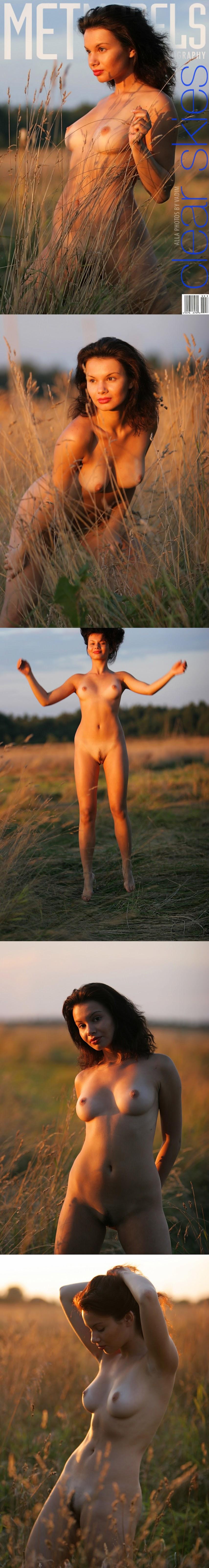 09 - ALLA CLEAR SKIES by Vadim Rigin sexy girls image jav