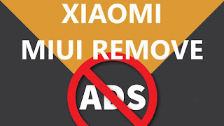 Xioami Telefonlarda Sistemin Kendi Reklamlarını Kapatmak