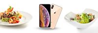 Castiga un iPhone XS - concurs - ticket - restaurant - smartphone - telefon - castiga.com