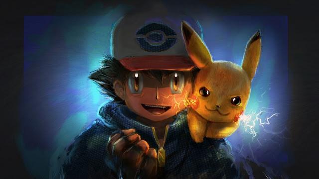 pikachu wallpaper hd 3d