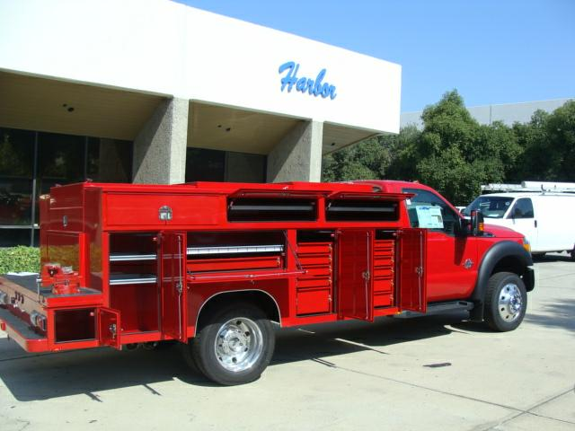 Harbor Truck Bodies Blog Low Profile Harbor Service Body