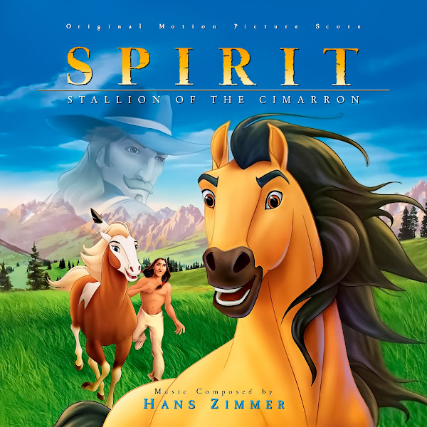 spirit stallion of the cimarron soundtrack cover hans zimmer