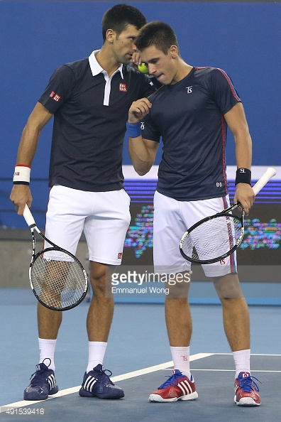 Kenneth In The 212 Djokovic Brothers Double Their Pleasure