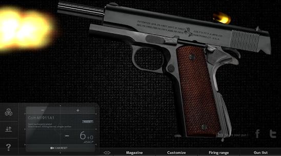 Magnum Gun Game
