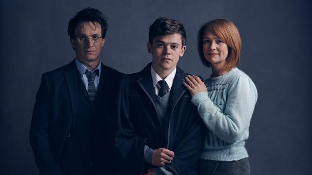 Cómo se ven Harry Potter, Ron y Hermione 19 años después de la muerte de Voldermort