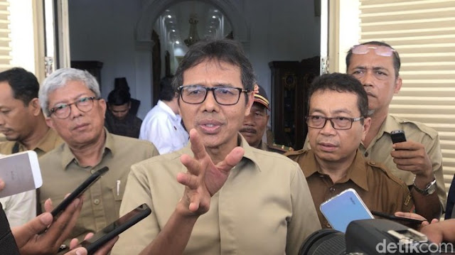 Irwan Prayitno Singgung Mobil Dinas Baru Gubernur Sumbar: Saya Dulu Menolak