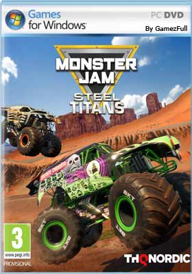 Monster Jam Steel Titans PC [Full] Español [MEGA]