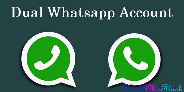 multiple dual whatsapp account
