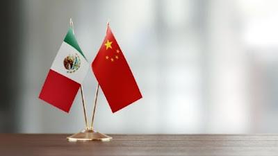 Inversion China en Mexico