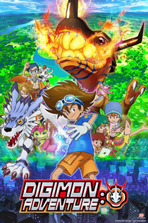 Digimon Adventure (2020) Legendado