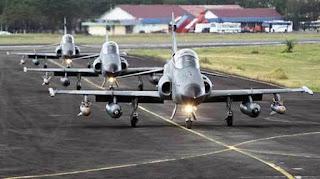 Hawk 209 TNI AU