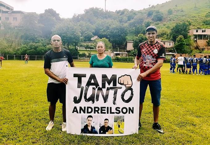 Verdadeira festa da solidariedade: em prol do jogador Bocão, desportistas se reúnem em jogo beneficente