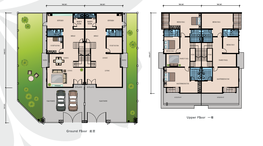 Bestari Heights Floor Plan UrPropertySG