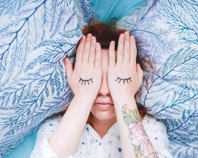 Cara cepat untuk Tertidur dalam 10, 60 dan 120 Detik