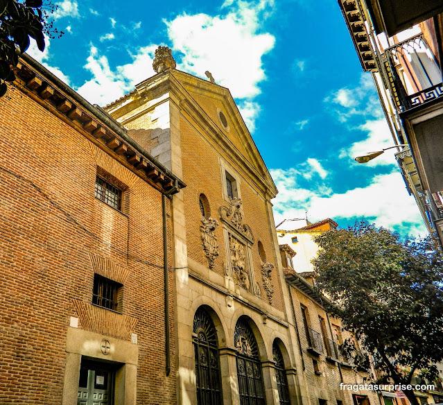 Convento das Trinitárias Descalças, Madri