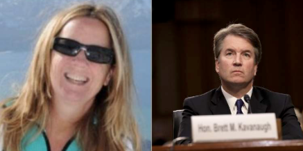 FORMER SCALIA LAW CLERK Drops Pictures and Evidence That Blows Christine Ford's Case Wide Open! This is the link: