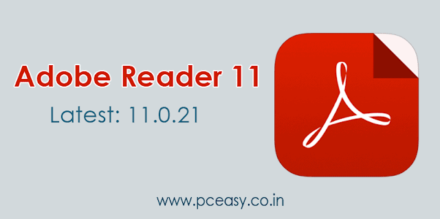 Download Adobe Reader XI