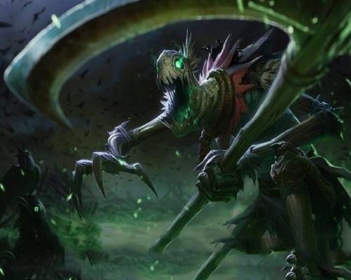 Fiddlesticks sứ mang địa ngục