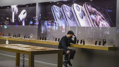 Apple reopens all stores in China after Corona epidemic