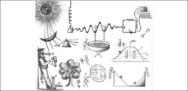 Fisika in AxiPIX: probleme in fisika graad 7