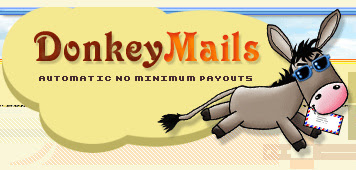 DonkeyMails GPTR - płaci od 2005 roku! Opinie, uwagi, opis