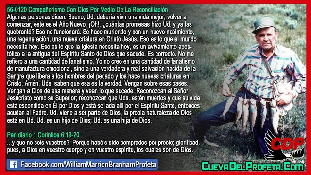 Lo que la Iglesia necesita hoy - William Branham en Español
