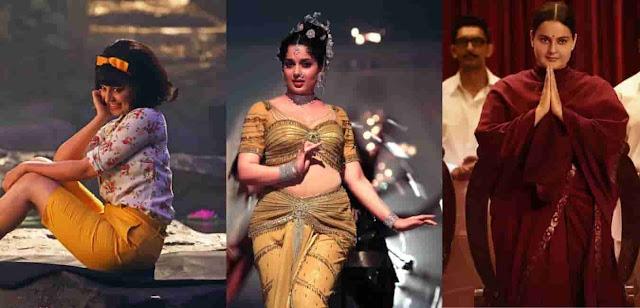 Thalaivi Trailer: Kangana Ranaut