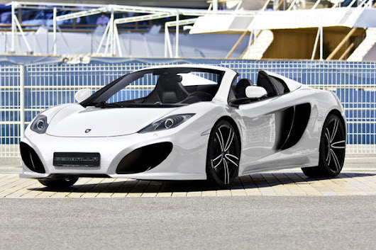Mclaren Mp4 Price | Wall Sports Cars