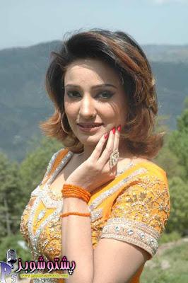 Sidra Noor Popular Pashto and Urdu Film and TV Actress,Model