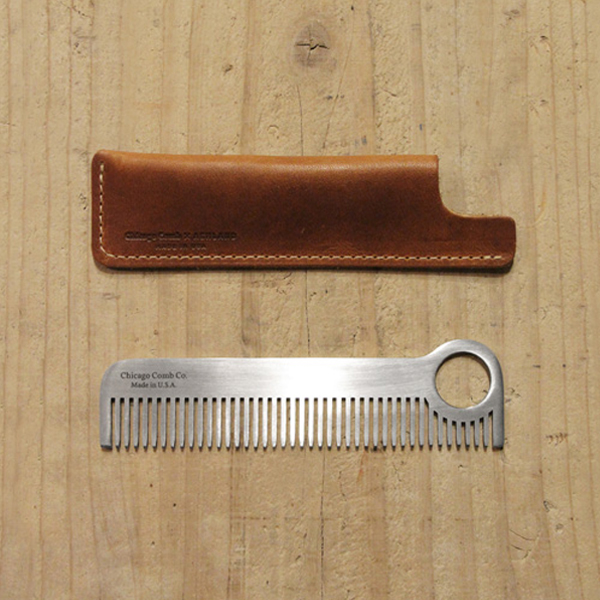 Chicago Comb シカゴコーム モデルNo.1 クラシック 櫛 くし クシ ヘアセット シカゴ USA アメリカ製