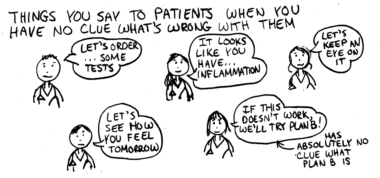 A Cartoon Guide to Becoming a Doctor: December 2012