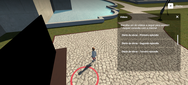 Tour virtual Museu da Independência