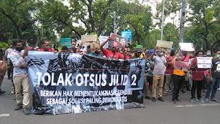 Mendukung Otsus Papua Jilid II Demi Kelanjutan Pembangunan