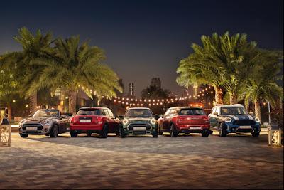 شركة محمد يوسف ناغي للسيارات تقدم فرصة مذهلة خلال شهر رمضان لامتلاك سيارة MINI Countryman