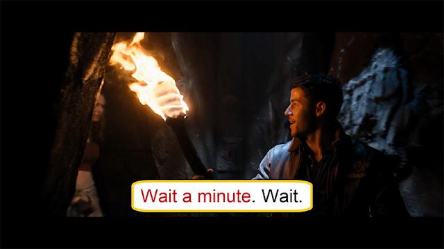 Arti Wait a Minute