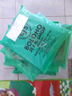 Distributor celana jeans murah Solo
